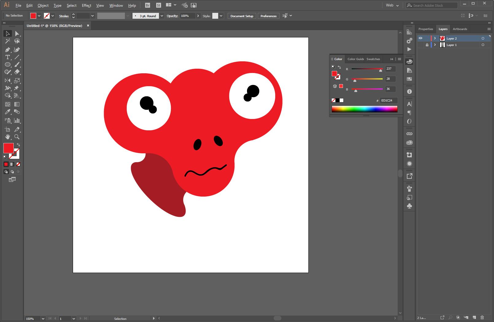 The Powerful Illustrator Shape Builder Tool